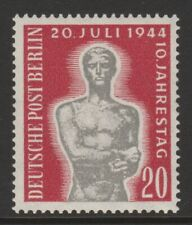 Germany Berlin 1954 Tenth Anniv of Attempt on Hitler's Life SG B116 MNH