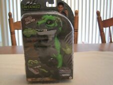 WOWWEE INTERACTIVE UNTAMED T-REX TRACKER--NEW--FACTORY SEALED