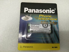 1x New Panasonic 2.4V 830mAH Rechargeable Battery NI-MH HHR-P105 Type 31