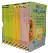 NEW Usborne My First Reading Library 50 Books Set Early Readers *FREE SHIPPING*
