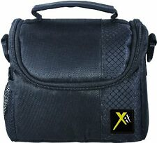 Small Soft Padded Camera Equipment Bag/Case for DSLR Cameras/Camcorders