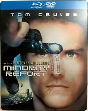 MINORITY REPORT – BLU-RAY STEELBOOK – SPIELBERG TOM CRUISE