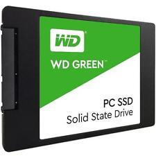 """Western Digital 120GB Hard Drive 2.5"""" Green SSD 7MM 540/430 R/W, SATA 6GB Laptop"""