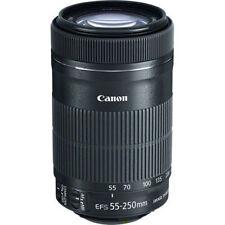 55-250mm Zoom Camera Lenses