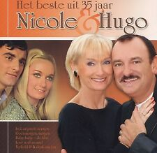 Nicole & Hugo : Het beste uit 35 jaar (CD)