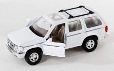 BLITZ VERSAND Ford Explorer weiss / white Welly Modell Auto 1:34 NEU & OVP