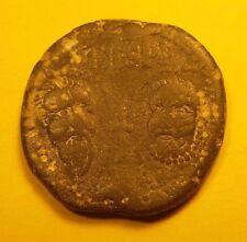 POPE ALEXANDER IV BULLA Seal Lead (Papstbulle Bleisiegel) - 1254/1261 - Medieval
