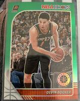 2020 Panini NBA Hoops Premium Stock Basketball Devin Booker #149 Green 🔥🏀
