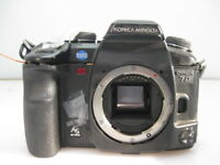 Konica Minolta Maxxum/ Dynax 7D 6.1MP Digital SLR Camera (Body Only) DG-7D