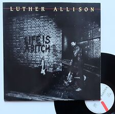 """LP Luther Allison  """"Life is a bitch"""""""