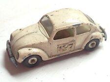 Lesney No 15 VW Volkswagen Beetle 1500 Saloon Matchbox Series 1968
