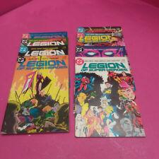 DC LEGION OF SUPER-HEROES COMICS *SEE DESCRIPTION* (115)