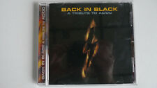 Back in Black - A Tribute to AC/DC -  CD