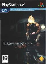 TWISTED METAL BLACK ONLINE - SONY PS2 PLAYSTATION 2 NUOVO INCELOFANATO ITALIANO