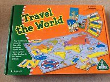 Elc Travel The World Game - Ks1 Ks2 Geography
