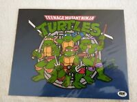 Bam Box  Teenage Mutant Ninja Turtles TMNT - Greg Berg - Donatello & Bebop COA