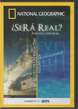 Nat Geo: Sera Real? Atlantida/ Triangulo de Las Bermudas (DVD) -Carnotprim promo