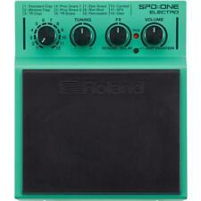 Roland Spd1E Spd: One Electro Percussion Pad