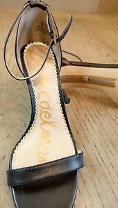 Sam Edelman Ankle Strap Heels (Patti)8m