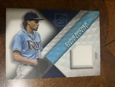 TOPPS CHRIS ARCHER RELIC Rays Tampa Bay JERSEY