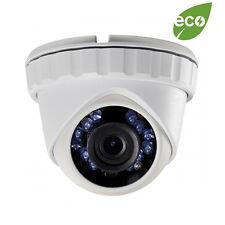 CMHT2122-28 TVI HD 2MP 1080P 3.6mm Len 24IR 65ft Outdoor IP66 Turret Dome Camera