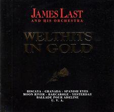 James Last and His Orchestra: mondo successi in oro/2 CD-set-top-stato