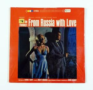 James Bond -From Russia With Love /Original Soundtrack 1963 - UA Stereo / Shrink
