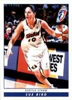 2005-06 WNBA Basketball #50 Sue Bird Seattle Storm  Official Women's National Ba
