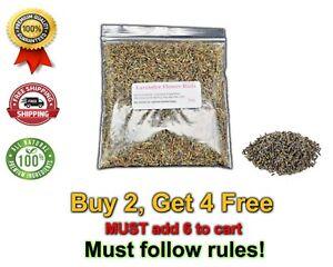1oz Dried Lavender Buds Flower Premium Quality Relaxing Wedding Toss Moth Bulk