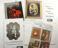 McDonald Photo Products Quebrada El Dorado Booklets List - B186