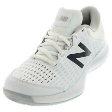 New Balance Women`s 696v4 B Width Tennis Shoes White and Pigment ( )