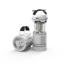 NEBO #6587 Z-BUG LANTERN LIGHT INDOOR/OUTDOOR MOSQUITO ZAPPER 250 LUMEN COB LED