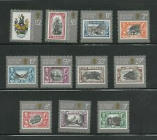 Stamps St. Helena complete set unused with gum and hinge