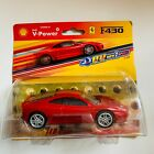 Hot Wheels Shell V Power 1:38 Scale Ferrari F430 Model Car