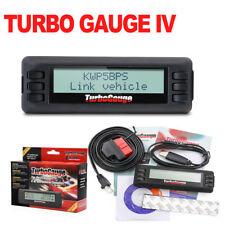 Turbo Gauge IV Auto Scanner Car Computer Scan Tool Digital Gauge 4 in1