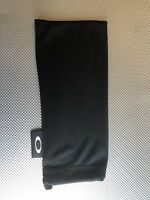 NEW OAKLEY LARGE BLACK MICRO FIBER CLOTH SUNGLASSES CLEANING STORAGE BAGS