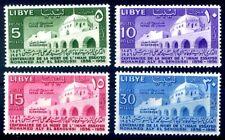 LIBIA INDIPENDENTE 1956 - EL SENUSSI   SERIE  NUOVA **