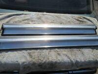 Einstiegsleisten anthrazit V 8 Mercedes-Benz CLK 430 W208 W 208 Coupe / Cabrio