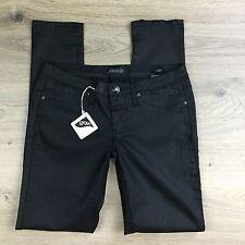 Stitch's Lynx Black Rinse Stretch Skinny Women's Jeans Size 26 NWOT (V7)