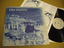 EZRA WINSTON ANCIENT AFTERNOONS 1990 ANGEL RECORDS MF 005 ITALY LP