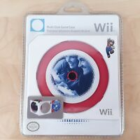 NINTENDO WII MULTI-DISC GAME CASE SUPER MARIO OFFICIAL BRAND NEW & SEALED