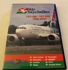 More details for air seychelles - dvd - boeing 737-700, 767 - 300, twin otter