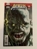 AVENGERS #684 NM+ NO SURRENDER - 1st App of the Immortal Hulk!