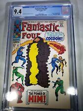 Fantastic Four JC Penney Reprint #67 CGC 9.4 1994