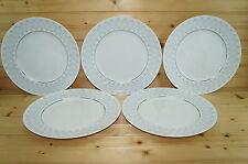 "Rosenthal 9015  Set of (5) Dinner Plates, 10 1/4"""