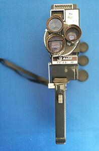 Jelco Auto 111 standard 8 cine camera.