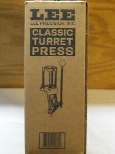 LEE PRECISION CLASSIC TURRET PRESS- BRAND NEW