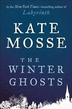 THE WINTER GHOSTS Kate Mosse 2009 HCDJ COMPELLING ANOTHER TIME AND WORLD