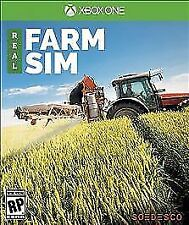 Real Farm Sim (Microsoft Xbox One, 2017)