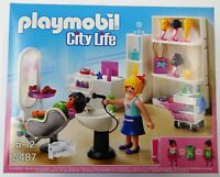 Playmobil 5487 - Beauty Salon City Life - NEU NEW OVP
